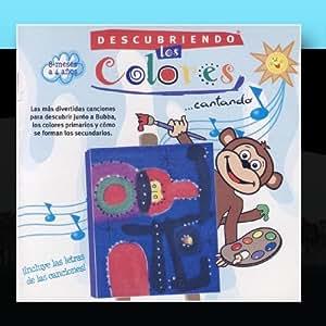 Primeros Pasos - Descubriendo Los Colores - Amazon.com Music
