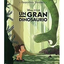 Libro pequeños tesoros Disney: un gran dinosaurio