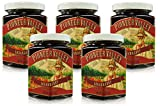 Pioneer Valley Gourmet Loganberry Jam 8 oz. - 5 pack