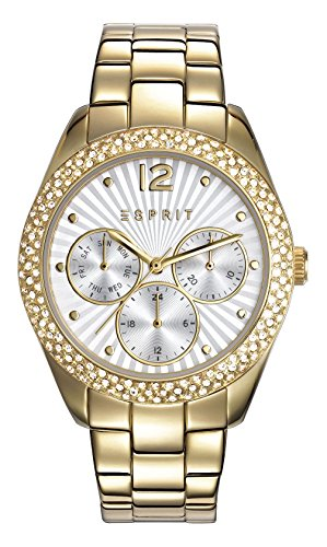 Esprit Watch TP10895 Gold - ES108952002-Gold - stainless-steel-Round - 36 mm