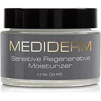 Face Moisturizer For Women- Best Oil Free Moisturizer Face Cream For Women In 2018. Deep Face Moisturizer and Face Cream, Hydrating Facial Moisturizer Lotion by Mediderm