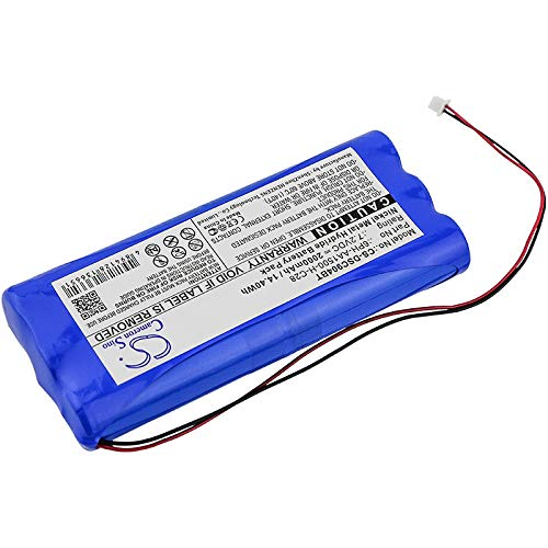 Cameron-Sino Replacement Battery for DSC Alarm System Battery 9047 Powerseries Security syst, PowerSeries 9047 Wireless Cont, SCW9045