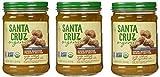 Santa Cruz Organic Dark Roast Creamy Peanut Butter (3x16 OZ) by Santa Cruz Organic