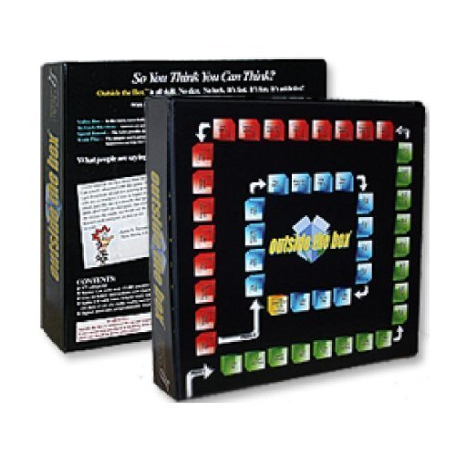 Outside the Box - The NEW fast-thinking team and party game! (Digital Creative Case Player)