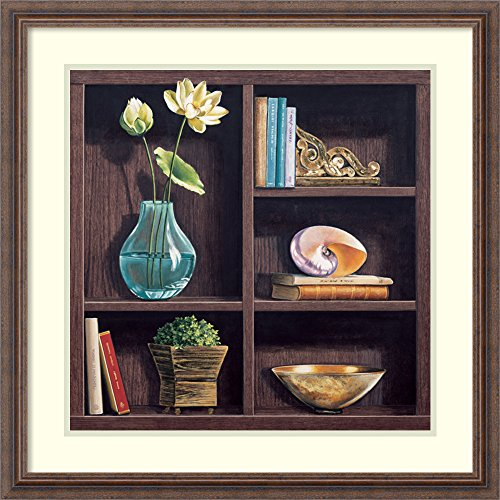 cordi d'oriente II (Memories of east II)' by Isabella Rossetti (Isabella Bookcase)
