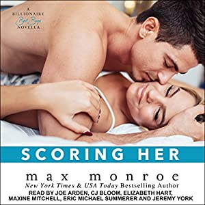 Scoring Her Audiobook
