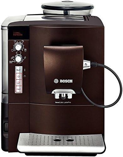 Bosch TES50658DE VeroCafe LattePro - Máquina de espresso ...