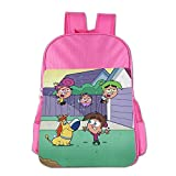 Fairly OddParents School Backpack Pink