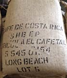 20LBS Costa Rica Tarrazu Unroasted Green Coffee Beans
