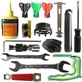 Image of BIKEHAND Complete Bike Bicycle Repair Tools Tool Kit
