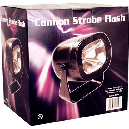 Cannon Strobe Flash - Cannon Electronic Flash
