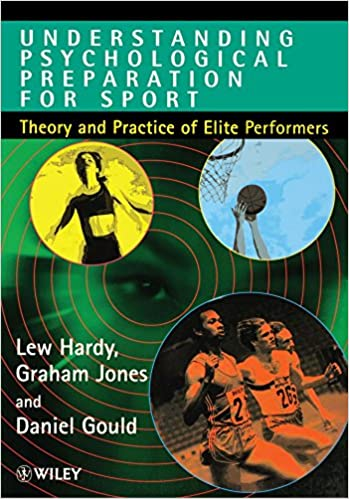 Book Understand Psychological Prep for Sport: Theory and Practice of Elite Performers (Psychology) by Hardy (15-Nov-1996)