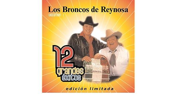 12 Grandes exitos Vol. 1 by Los Broncos de Reynosa on Amazon Music - Amazon.com
