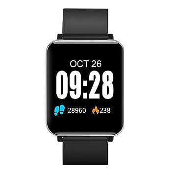 Cebbay Reloj Inteligente Pulsera Inteligente Pantalla Color Reloj Impermeable IP68: Amazon.es: Electrónica