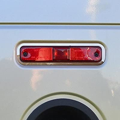 2003-2009 Hummer H2 OTH-100-03 Ferreus Industries Polished Stainless Door Handle Trim fits