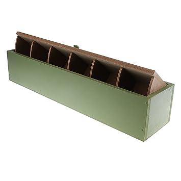 Schreibtisch Kosmetik Organizer Aufbewahrung Kasten Stift Halter Box Behälter