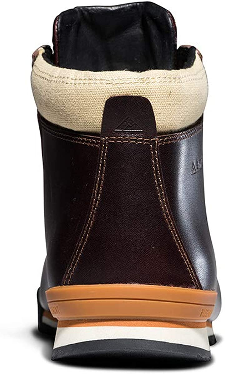 RIDGEMONT Heritage 100/% Waterproof Waxed Leather Hiking Boots Ideal for Walking and Trekking