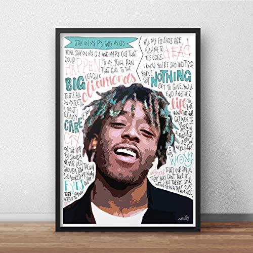Lil Uzi Vert INSPIRED Poster/Print