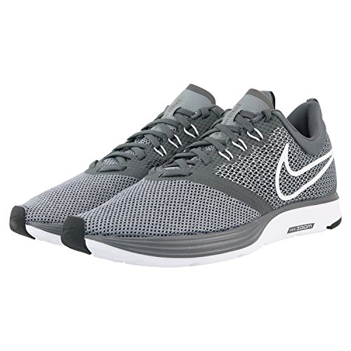 Nike Men Years 6 Strike Running C Zoom grey Shoes FgrOxFqX
