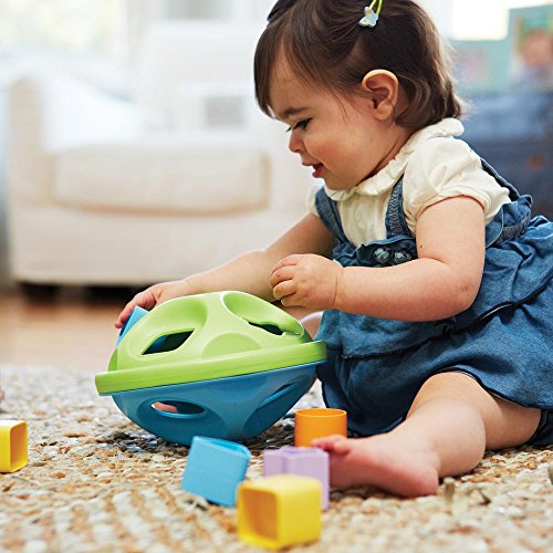 Green Toys Shape Sorter, Green/Blue by Green Toys (Image #2)