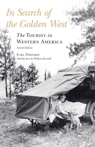 Download In Search of the Golden West: The Tourist in Western America, Second Edition PDF
