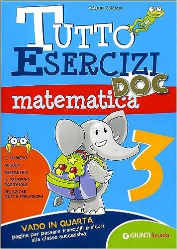 Tutto Esercizi Doc Matematica Per La Scuola Elementare 3 Amazon