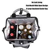 ALLCAMP Picnic Backpack for 2 Person with
