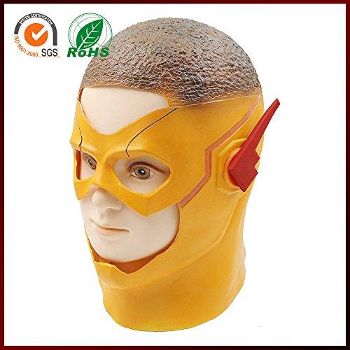 Luxur (Barry Allen Halloween Costume)