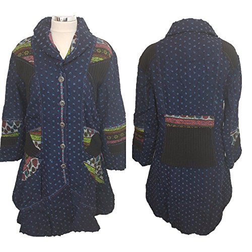 Lagenlook mantel jacken