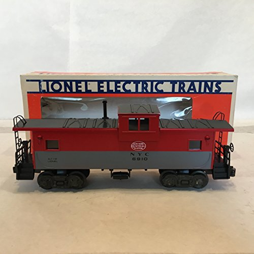 Lionel 6910 New York Central Pacemaker Extended Vision Illuminated Caboose