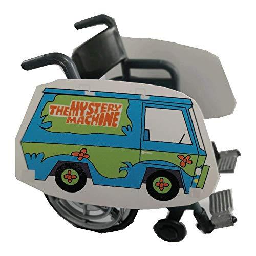 Mystery Machine Lookalike Wheelchair Costume Child's ()