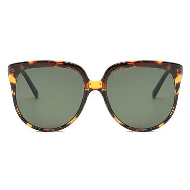 Mymyguoe Gafas de Sol para Hombres y Mujeres Verano Moda ...