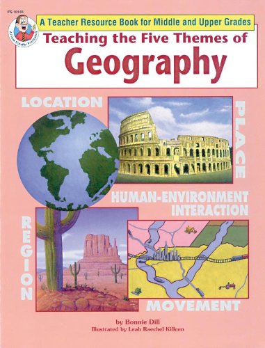 Teaching the Five Themes of Geography, Middle and Upper Grades ()