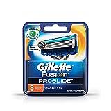 #2: Gillette Fusion ProGlide Manual Men's Razor Blade Refills, 8 Count