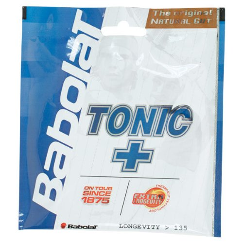15l Natural Gut - Babolat Tonic+ Longevity 15L String Set