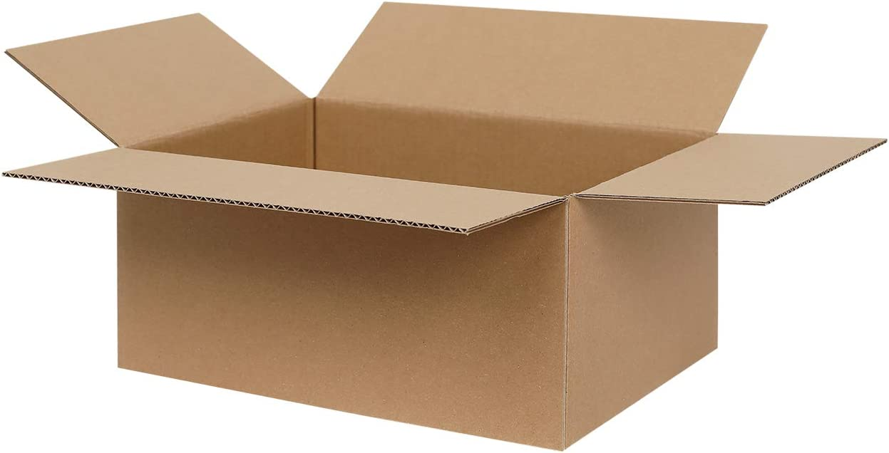 330x330x155 mm 30x Faltkartons Verpackungs Kartons Versandkartons 1-wellig