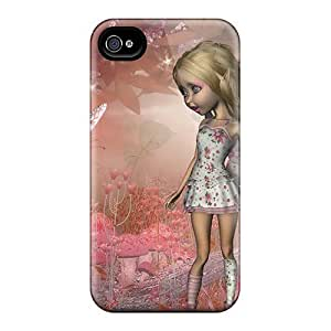 Hot Design Premium Tpu Cases Covers Iphone 4/4s Protection Cases by icecream design
