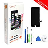 Repair and Replacement LCD screen Display & Touch Screen Digitizer Assembly for iPhone 7 replacement (black)