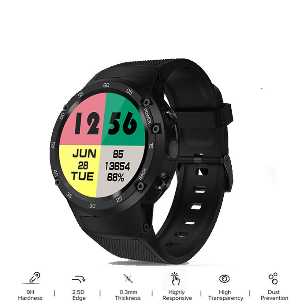 Amazon.com: LIU551 4G Smartwatch Phone Android 7.0 MTK6737 ...