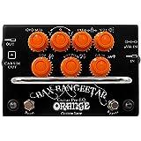 Orange Custom Shop Bax Bangeetar Guitar Pre-EQ Pedal, Black