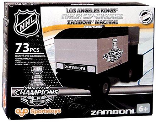 Los Angeles Kings 2014 Stanley Cup Champs Zamboni OYO Sportstoys