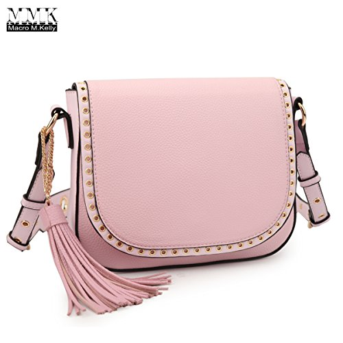 MMK Collection Fashion Women Handbag~Crossbody handbag ~Messenger Purse for Women~Designer Fashion Wristlet wallet handbag~Clutch handbag