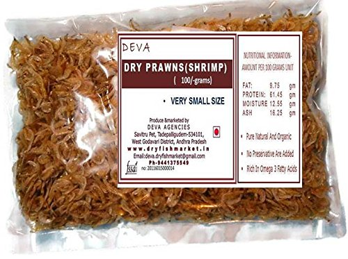 Sree Devaa Dry Prawns 100 gm