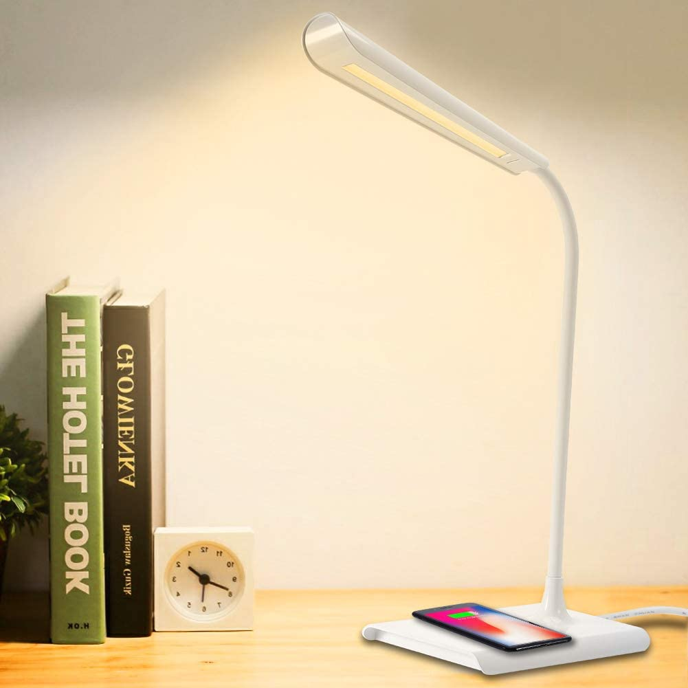 Free Amazon Promo Code 2020 for LED Desk Lamp with USB Charging Port