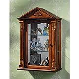 Design Toscano BN2536 Essex Hall Wall Curio Cabinet