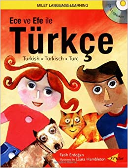 Turkish With Ece And Efe (Abby and Zak)