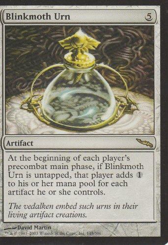 Blinkmoth Urn (Magic the Gathering : Mirrodin #145 Rare)