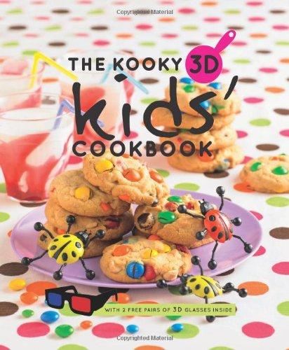 Kooky 3D Kids' Cookbook