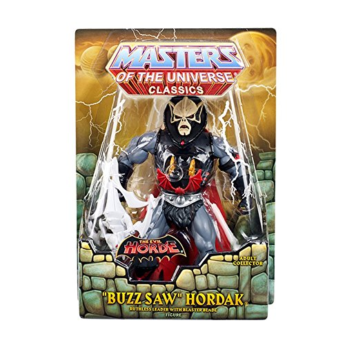 - Buzz Saw Hordak Masters of the Universe Classics Action Figure