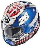 ARAI motorcycle helmet full face RX-7X PEDROSA 侍(SAMURAI) (57cm~58cm)